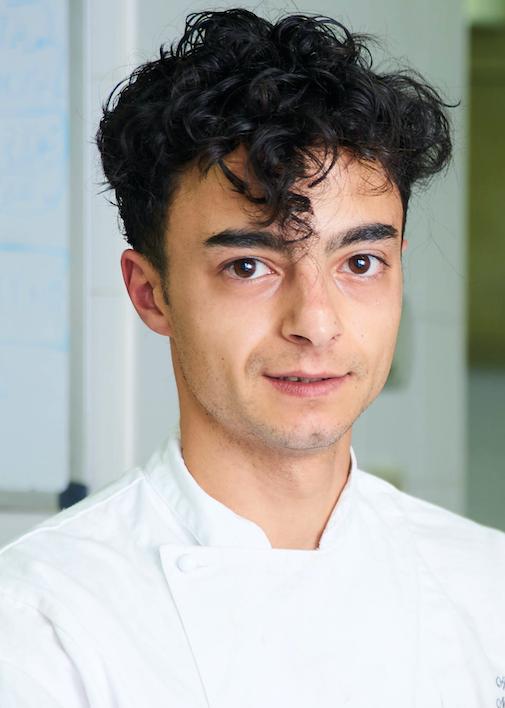Andrea Minocchi Chef Il Convivio dei Corsi Raggiolo
